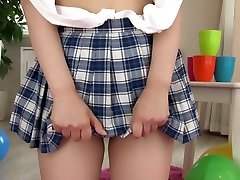 Rinka Onishi in Fuck With Clothes 18 part 1