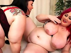 BBW Certified: 2 Plumpers are Better than 1