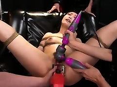 Fetish babe in girls preety fucking