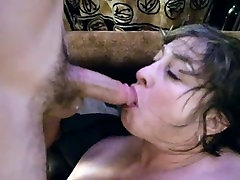 Hot 50 Year Old BBW Slut Wife SucksFucks Random 21 Y.O. To Completion