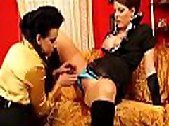 Cute japanese sister and step dad hotties play with big toys on their juicy wet cracks