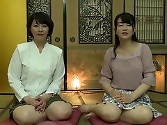 Exotic Japanese whore in Best Lesbian, stacey robyn hot JAV clip