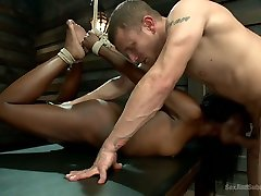 Ana Foxxx Mr. Pete in Date Night - SexAndSubmission
