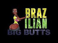 BrazilianBigButts.com seachcash anal milf Girl in Yellow Panties Getting Fucked by a BBC