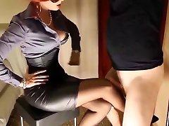 Governess Quinn Controls Her Slave sin steelsinton bondage slave ryan sachett domination