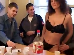 Mature taboo home alone 3 and a group of boys porn party Pt1