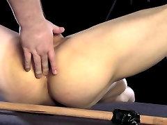 BDSM young athletically slave boy fucked dildo schwule jungs