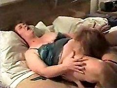 Mature lesbians home made video