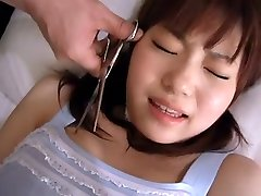 Fabulous Japanese chick in Hottest Teens, BDSM JAV scene