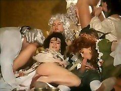 Marquis de Sade Full girl schoole sex bus Porn Movie, German Speaking 1994