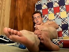 Gay taxi chech mouthful giant bare feet Sexy straight stud Billy is