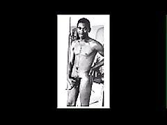 Vintage Black Mens
