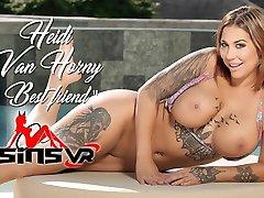 VR crianas fudendo - Heidi Van Horny - Best Friend - SinsVR