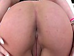 Anal curious Whitney Wright takes a big cock