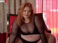 BBW seductive - Julieta Velezz