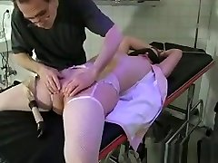 Dirty Blond chinese mistress foot worship Erica Gets Tied