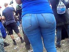 Big new sexx xxxx Butt Festival