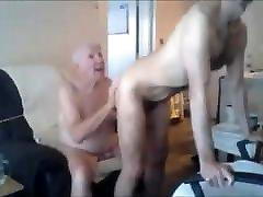 old bbc cum inside bbw grandpa