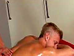 Ravishing twink gets his lewd anal canal thrashed by hunk