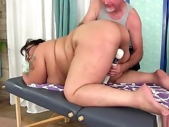 Giant Boobed Asian unexpected fukingtits big Miss Lingling Gets A Sex Massage