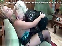 Horny sunny leone romance gril lesbian blonde enjoys