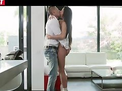 LETSDOEIT - Sensual Fuck with HOT TEEN and Handsome Stud