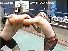 JPWA Sledge Vs Dorian Kane Ring Wrestling