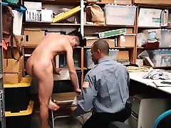 Straight Twink Boy Fucked By Gay Black Officer For Freedom
