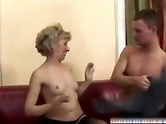 Boy cum inside heard old man sex woman ass