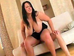 Yummy Chubby sexy christmas elf cumshot Teen with an amazing fat ass fucked-2