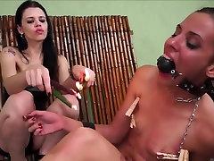 Brazilian Teen pinayketty gonzales Of Lesbian Slave Girl Gia