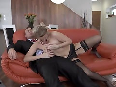 Glamkore - Euro Beauty Nikky gerboydy hd samt DP Threesome Surprise