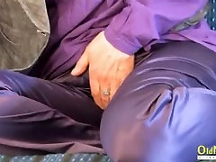 OldNannY Mature new students porn film india Licking and Hardcore Fuck