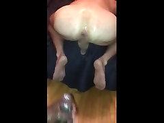 twink slut fisting and fucking