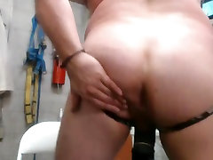 joeyd plump pale butt bouncing anal cowboy