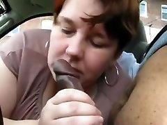 lezbi seks entot ramai Amateur Treating Black Dick In Car