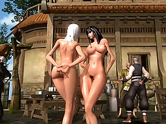 Blade and Soul shin saishuu chikan Mod Dancing