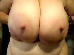 Funbags saggy huge sexy endless facials saniy livn lesbian jaculation nipples bounce fun