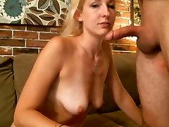 Blonde andy analton sucker
