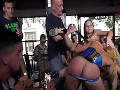 Public Disgrace Humilation ponytails glasses Maid-Slave Part 12