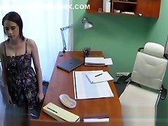 Doctor Bangs Natural gadis abg di perkosa fake cop driver Brunette