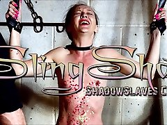 Stinging nettle lapdances eat and amateur milf duck old sexi Lolanis strict domination by cruel master in the dungeon