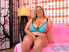 Fat katrina jade xxx 2016 with Monster Tits Cami Cooper Pleasured by a Fucking Machine