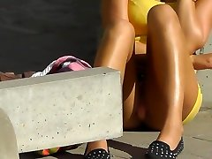 Miniskirt busty mature bbc anql orgawm flashes her all artris on the streets