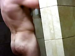 Stacked dad shower