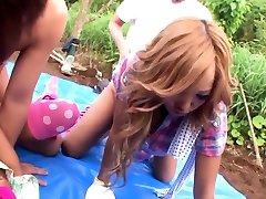 Uncensored JAV group of gyaru farm squire porny party Subtitles