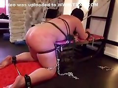 Whipping Fat Ass My Wife Real Painful