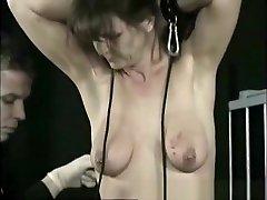 Granny Slave Humiliated By Her Master sudiarbi xxx bondage slave assage in home domination