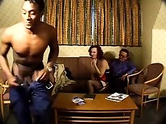 BBC DP dad and fiend Anal for Her on WifeSharing666com