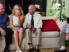Old italian mak slut gangbang and granny Molly Earns Her Keep
